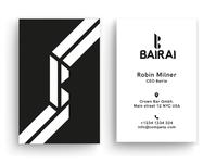 Business Card Bairai