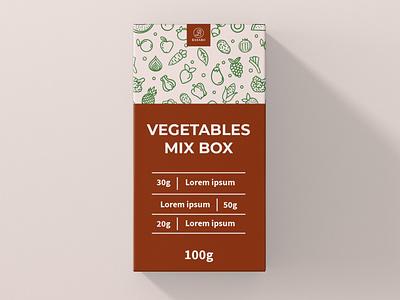 Package Design vegetables minimal typography modern designer design creativity creative lable packaging design package packaging package design