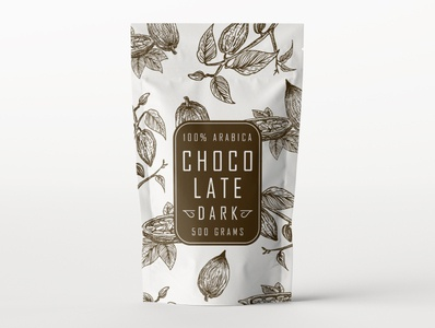 Package Design Chocolate typography modern designer chocolate design creativity creative labels label design labeldesign label packaging design package design packaging package