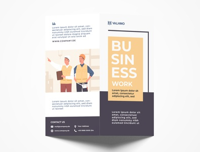 Brochure Design Business illustration graphic  design typography modern designer design creativity creative flyer flyer design brochure design brochure