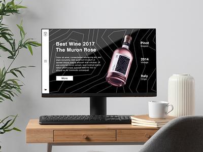 Web Design Muron ux design ui design uiux design web ui ux ui ux design web design webdesign website branding graphic design ui logo minimal typography modern designer design creativity creative