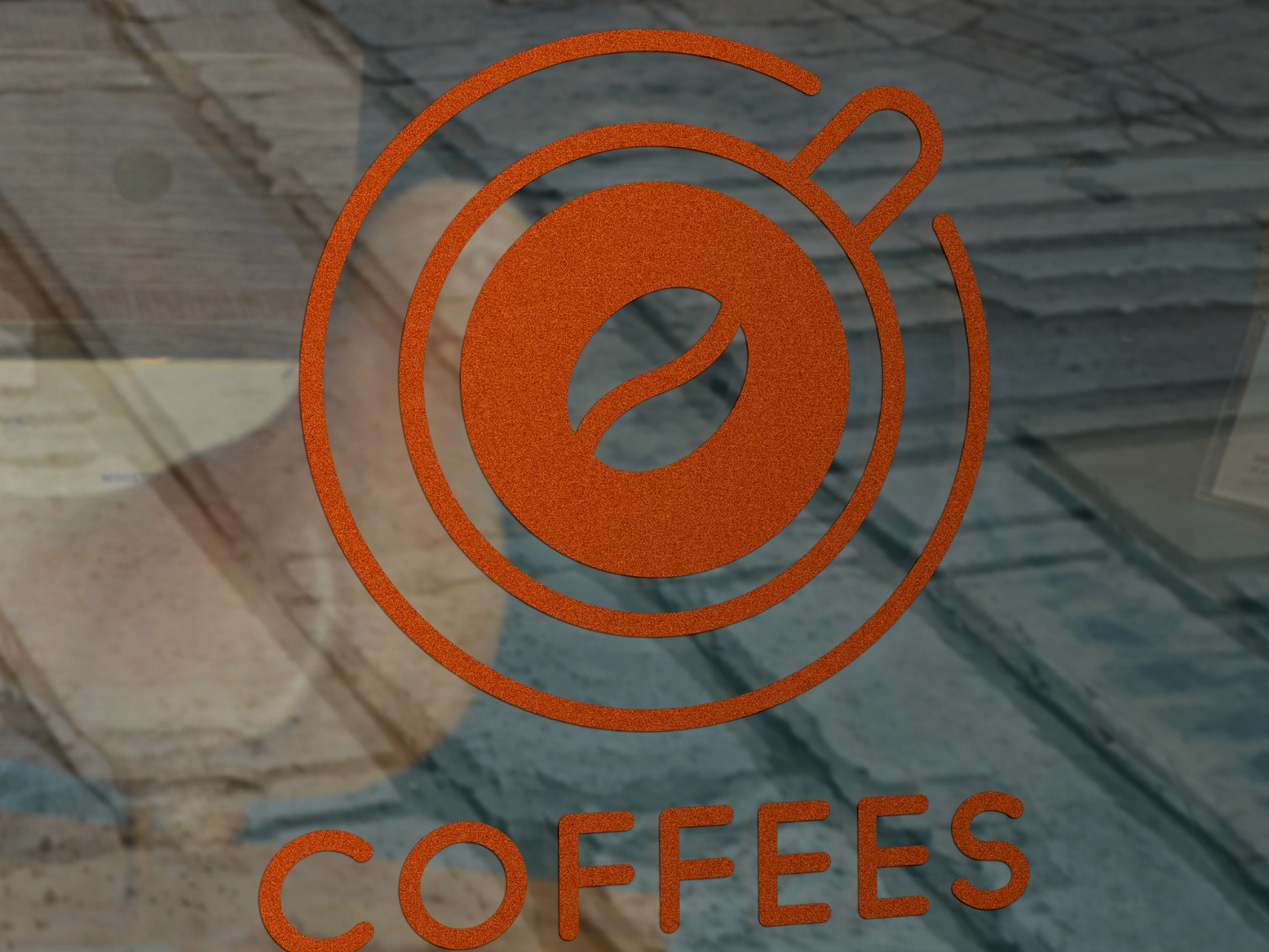 Logo Coffee Shop branding design brand typography logoinspiration logodesigner logo design logo branding modern minimal graphic  design graphic artist designer design creativity creative dublin dailylogochallenge coffee shop coffee