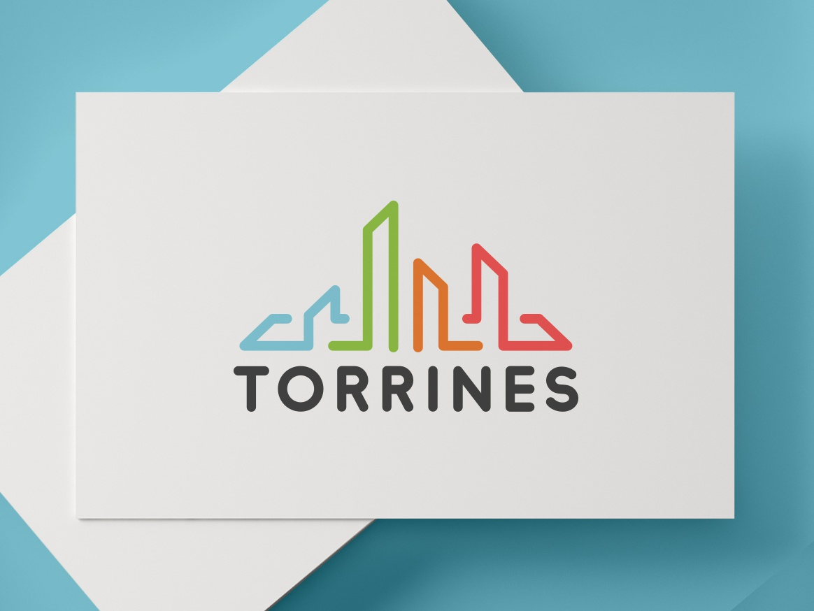 Logo City Torrins By Fabian Krotzer On Dribbble