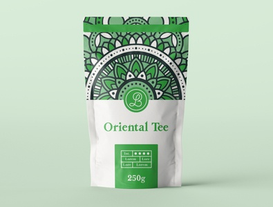 Oriental Packaging graphic  design typography mandala modern designer design creativity creative packing design packing packaging design package design oriental packaging