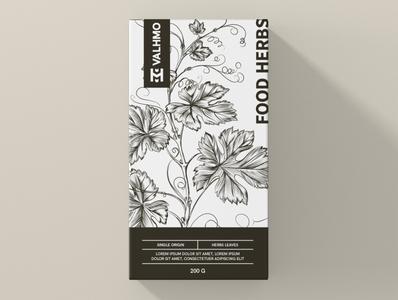 Package Design Food Herbs modern typography designer design creativity creative food herbs packing design packing packaging design package design packaging package
