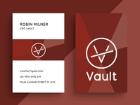 Business Card Fashion Brand