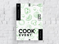 Poster Cook Event