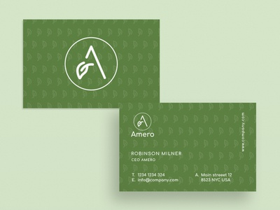 Business Card Amero