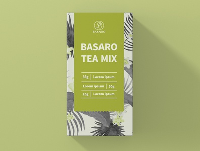 Package Design Tea