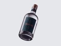 Bottle Design Orgen Gin
