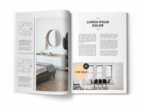 Magazine Design Apartment