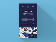 Package Design Fruit Tea
