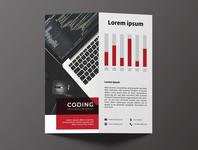 Brochure Design Coding