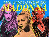 The Evolution of Madonna