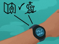 Fitness Tracking Technology
