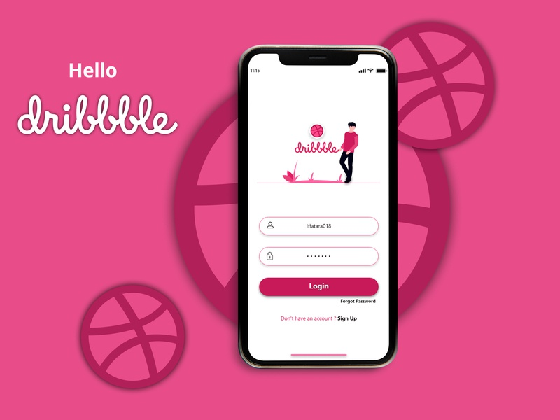 Hello Dribbble ux design ux ui ux design ui design ui invite hello dribbble first shot app design