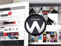 Ottowa - Responsive Wordpress Theme