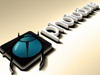 PSD Logo / Text Mock-Up