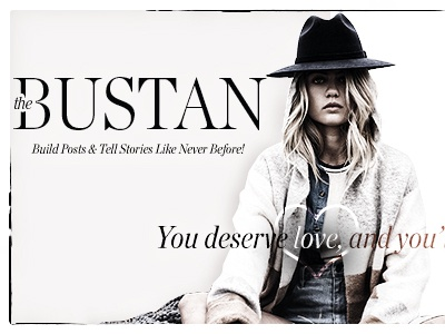 Bustan / The Ultimate Magazine & Blog Template