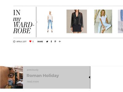 Bustan / Shop My Wardrobe