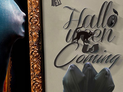 Halloween Concept Arts