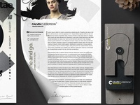 The Curriculum Vitae - Self Promotion Templates