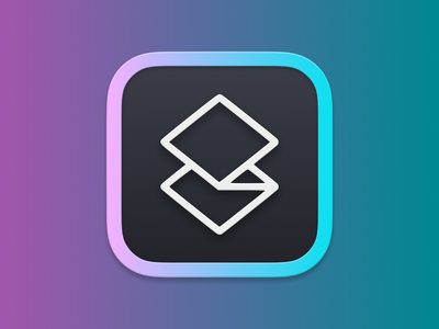 Superhuman Icon for macOS Big Sur dock icon dock macos big sur macos mac icon set app icon superhuman big sur