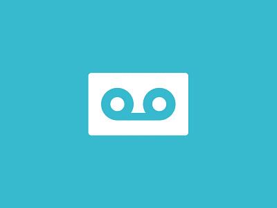 Saga's Logo logo cassette music