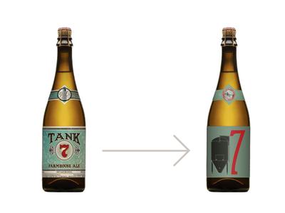 Beer Label Re-Design
