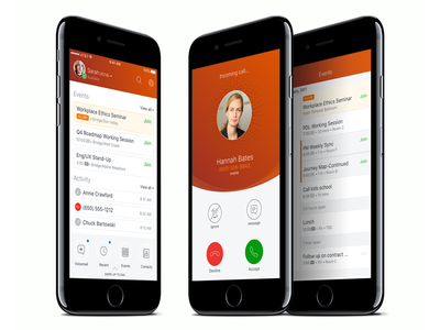ShoreTel Connect UI