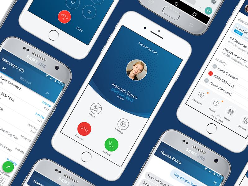 ShoreTel to Mitel Rebranding - Blue (Da Ba Dee) chrome extension collaboration messaging calls phone android ios mobile mitel voip