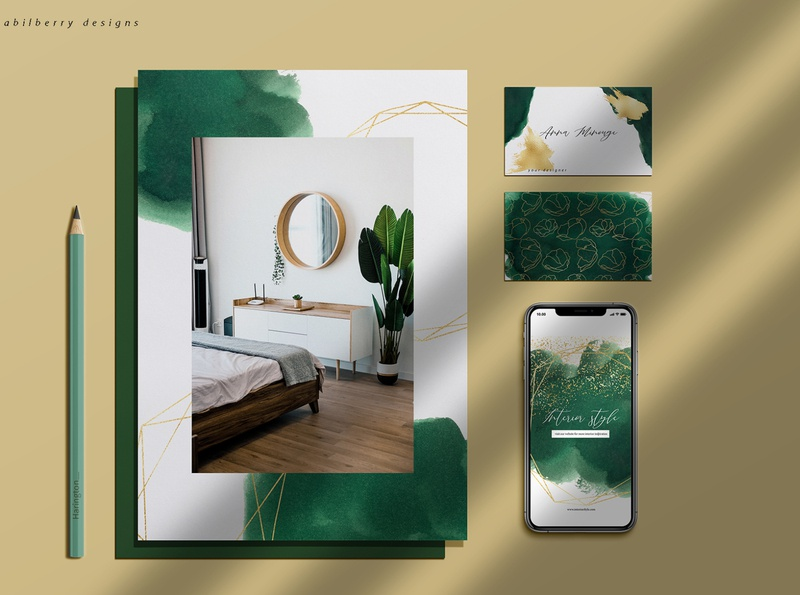 Saturated Brightness for branding❤️ illustration magnolia texture abstract art logo flower clipart design leaves vector branding