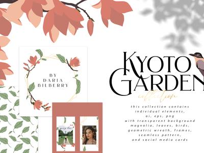 Kyoto Garden set