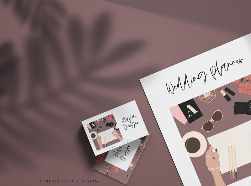 Lady Boss branding branding and identity flatdesign abstract art vector illustration design logo branding design branding
