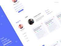 BugVilla UI Design