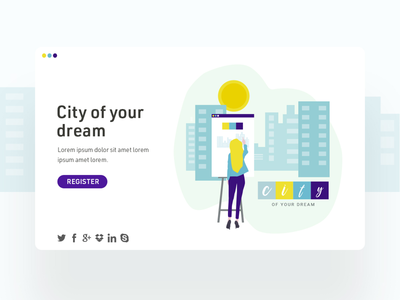 City of your dream