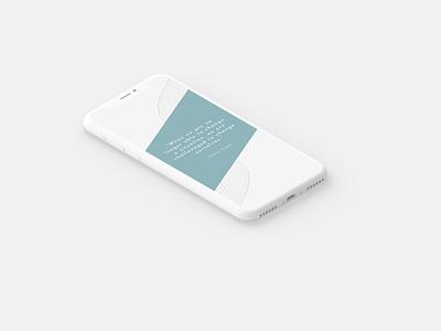 Carrie Brumfield Mobile Design branding visual design mobile design
