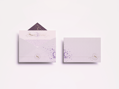 Stacey Tucker Invitations branding graphic design visual design