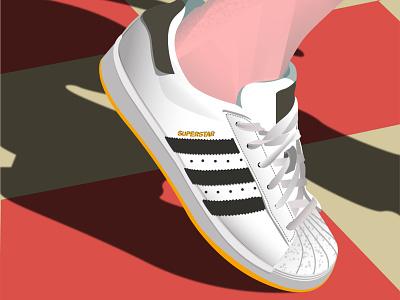 Keep On Running run dribbble design illustrator sketch flat draw vector illustration