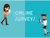 Online Surveys Mockup