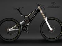 Santa Cruz v10 Carbon Downhill Mountain Bike