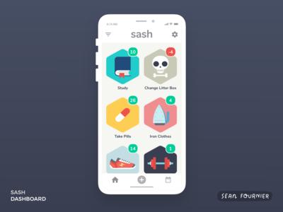 Sash Dashboard