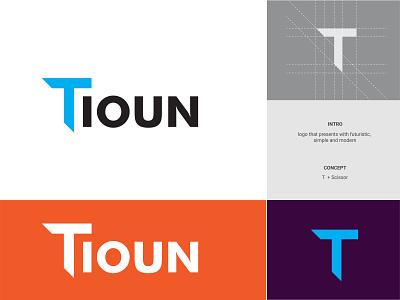Tioun Logo