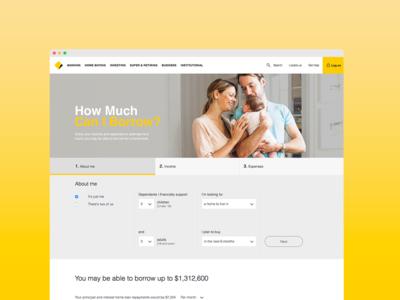 Home Lending Calculator