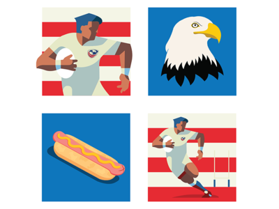 Rugby World Cup - Team USA