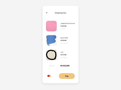 Mobile Flash Message - Success Design artwork app ecommerce payment checkout success ux ui mobile ui design dailyui 011 dailyui app