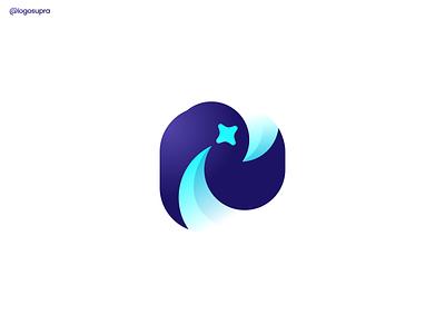 skyshare (file sharing app) web app minimal brand and identity icon branding logo illustration vector design