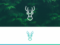 Deer Logo Mark