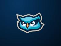 BLUE ICE OWL
