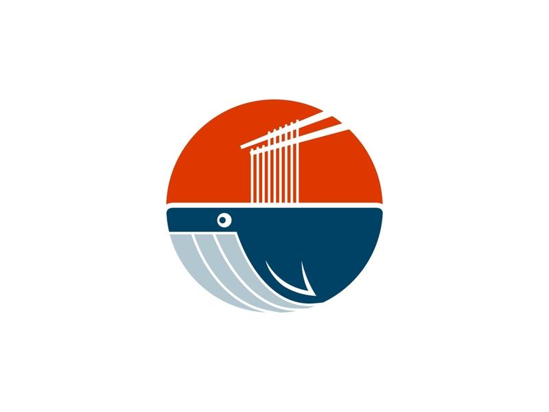 Whale Noodle Logo